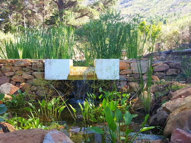 Water Feature Installations in Cape Town